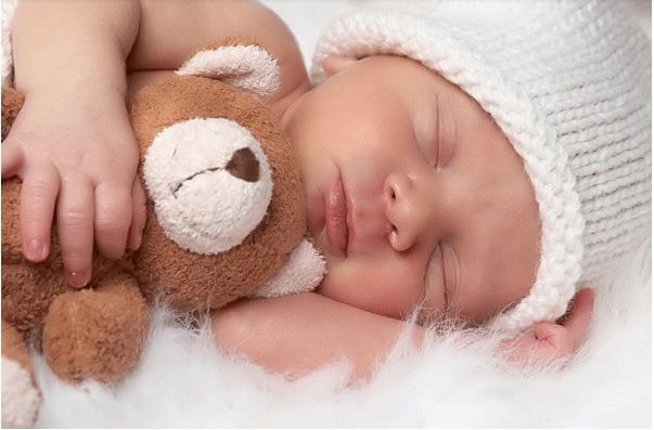 Trẻ Sơ Sinh Ngủ Nhiều