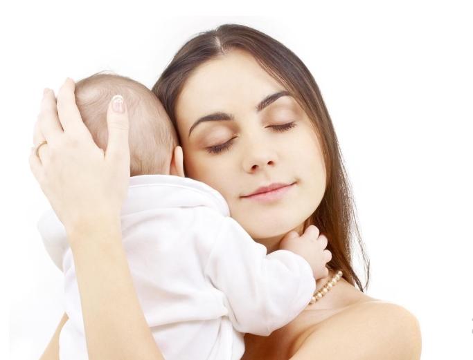 Trẻ 4 tháng tuổi