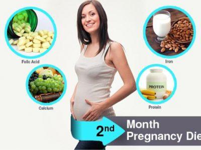 Thực Đơn Cho Bà Bầu Tháng Thứ 2 – Những Chất Cực Quan Trọng Nên Ăn Nhiều