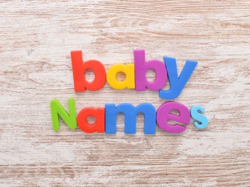 Cách đặt tên ở nhà cho con trai
