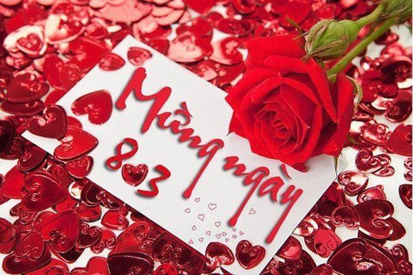 Lời Chúc Hay Ý Nghĩa Ngày 8 Tháng 3 Tặng  Người Yêu, Bạn Bè 1