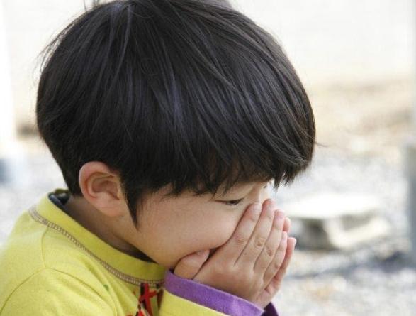 Trẻ 3 tuổi bị nôn