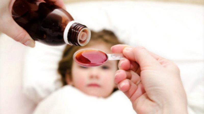 Cách Hạ Sốt Bằng Thuốc Cho Bé Bà Mẹ Nào Cũng Nên Biết 3