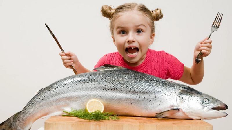 Liệu Bạn Có Biết: Trẻ Mấy Tháng Ăn Được Cá Hồi? 1