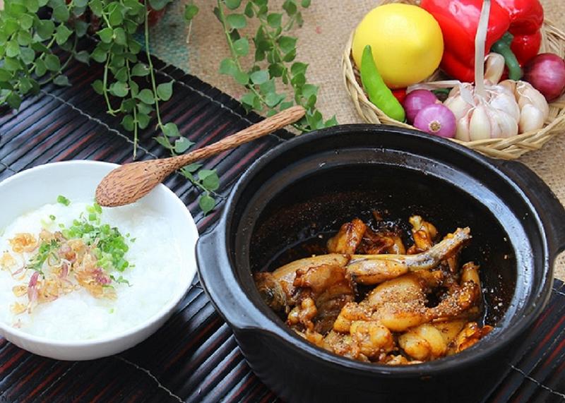 5 Cách Nấu Món Cháo Ếch Cho Bé Ăn Dặm Giúp Bé Chóng Tăng Cân 3
