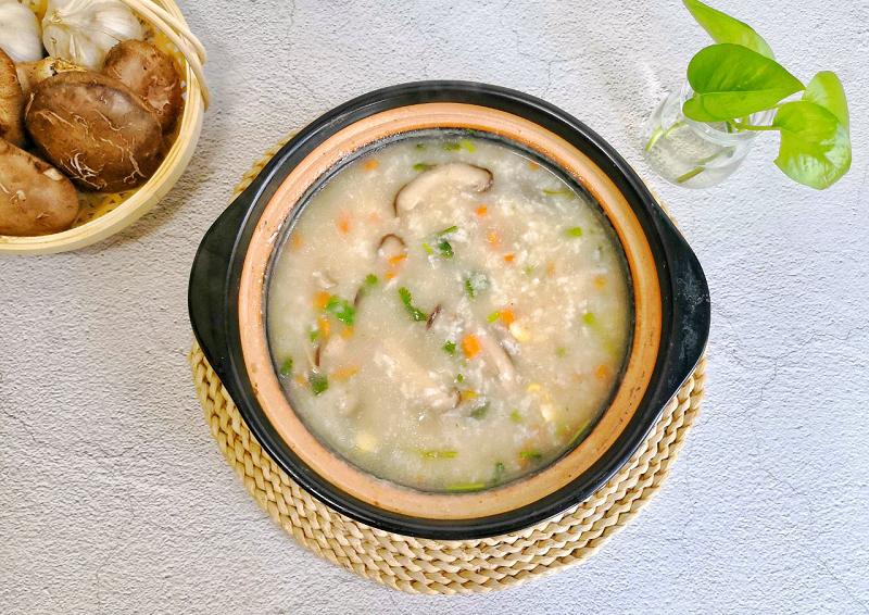 Bí Kíp Nấu 5 Món Chào Gà Siêu Ngon, Siêu Dinh Dưỡng Cho Bé Ăn Dặm 1