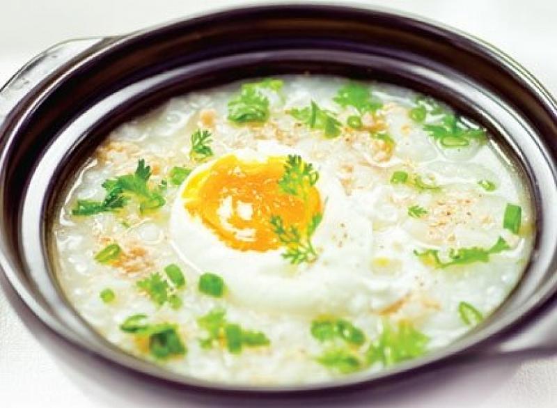 Bí Quyết Nấu Cháo Trứng Cho Bé Ăn Dặm Thơm Ngon, Bổ Dưỡng Bé Thích Mê Ly 2