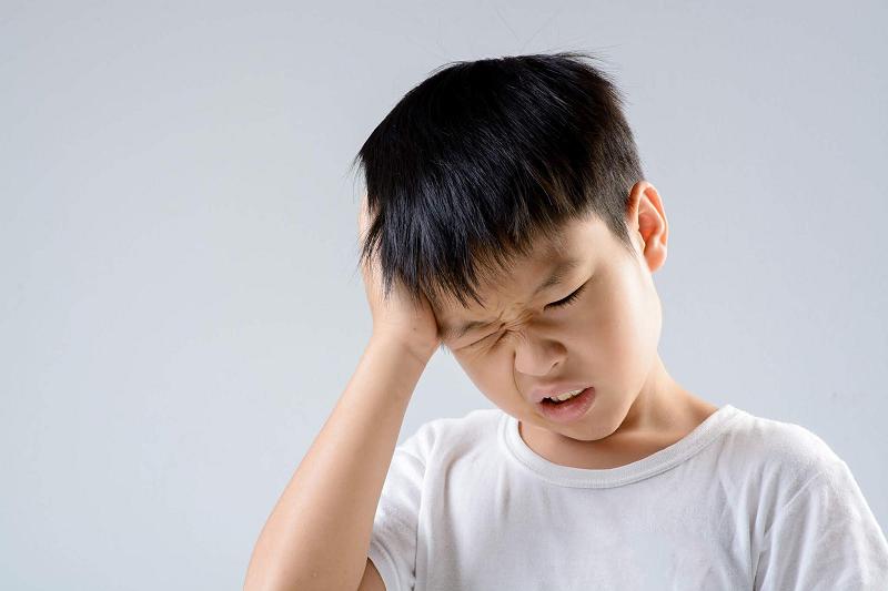 Trẻ Bị Đau Đầu: Vấn Đề Mẹ Không Nên Xem Nhẹ 1
