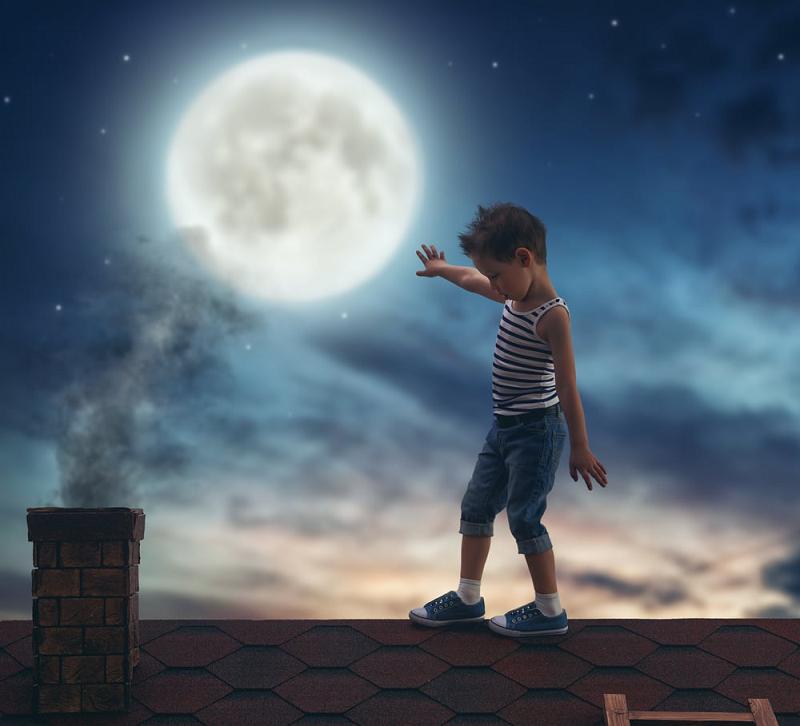 Trẻ Bị Mộng Du, Điều Bất Thường Này Có Đáng Lo Ngại? 2