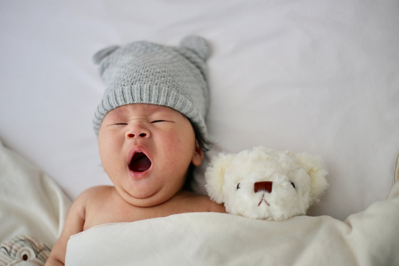 Mẹ Lo Lắng Khi Trẻ Sơ Sinh Khó Ngủ Hãy Đọc Bài Viết Này 2